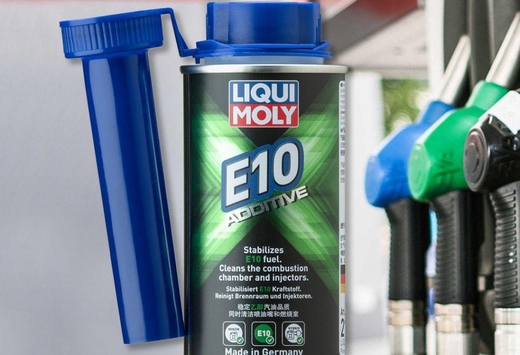 Novinka vAUTOTECHNE: Aditíva LIQUI MOLY, ktoré zabránia negatívnym účinkom benzínu E10