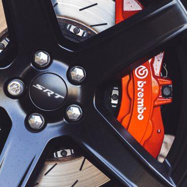 Technika COMLINE: Pravda o strate účinnosti brzdového systému (Brake fade)